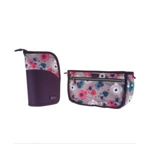Lug NWT Parasail and Canoe travel cosmetic bags